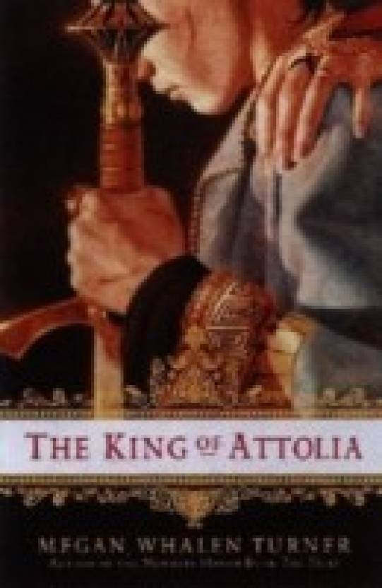 The King of Attolia (Thief of Eddis)