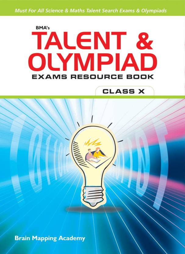 BMA's Talent & Olympiad Exams Resource Book for class-10 PB 1 Edition