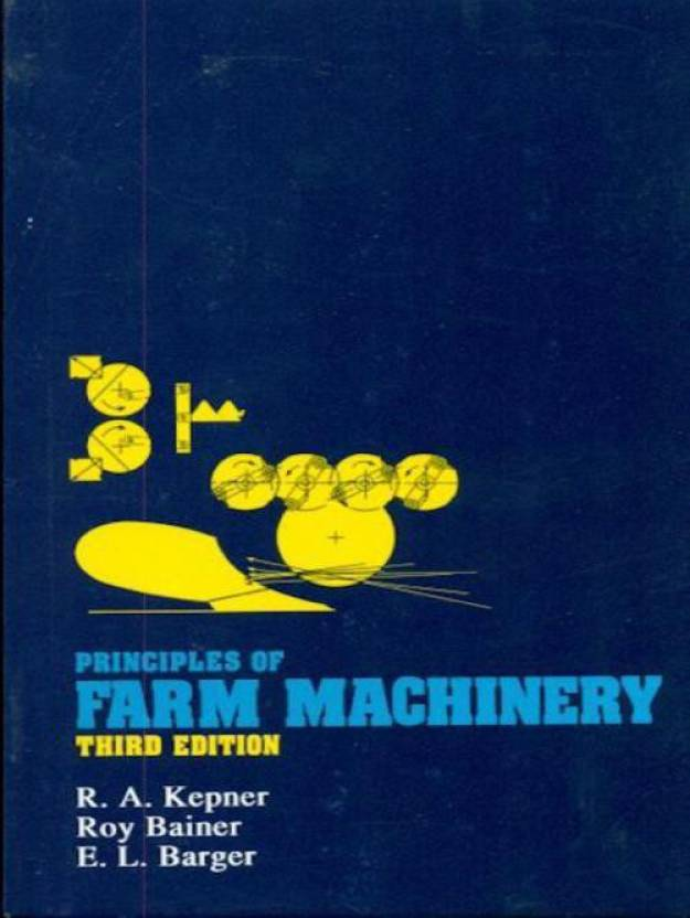 Principles of farm machinery 3rd edition buy principles of farm principles of farm machinery 3rd edition fandeluxe Image collections