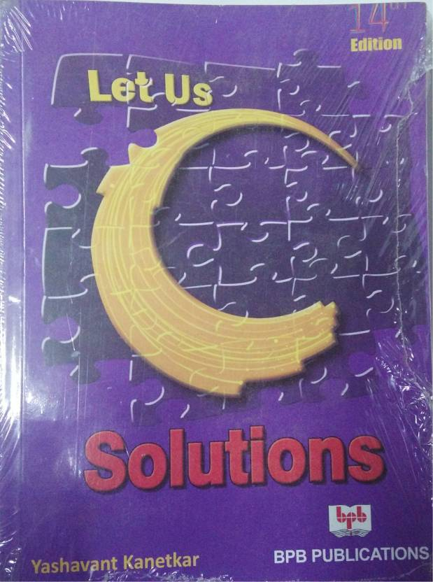 Let Us C Solutions 14 Edition