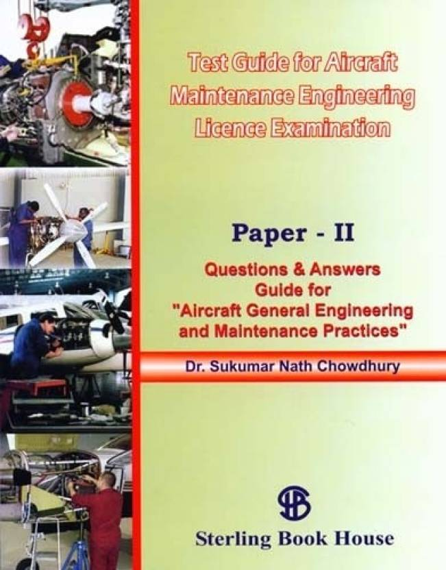 Test Guide for Aircraft Maintenance Engineering Licence Examination