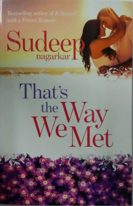 That's the Way We Met ... Kya Life Hogi Set? price comparison at Flipkart, Amazon, Crossword, Uread, Bookadda, Landmark, Homeshop18