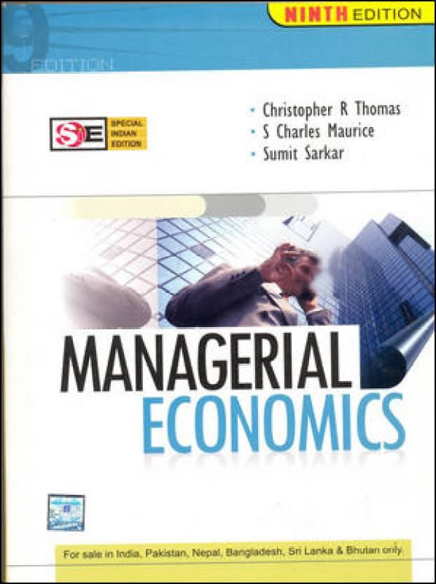 economics and managerial economics