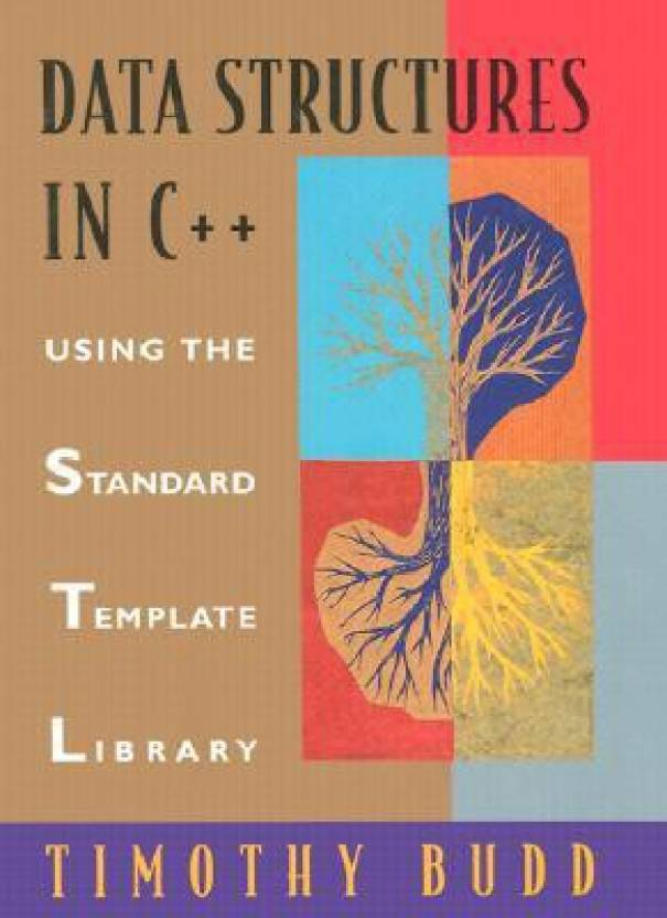 Data Structures In C Using The Standard Template Library Stl