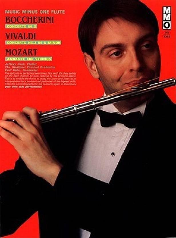 Music Minus One Flute: Boccherini, Concerto in D major