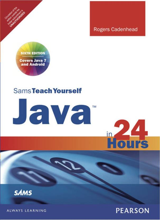 Read e-book java in 24 hours, sams teach yourself (covering java 9) (….