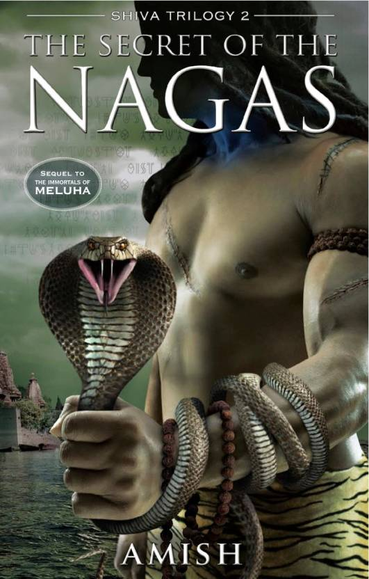THE SECRET OF THE NAGAS (B- FORMAT)