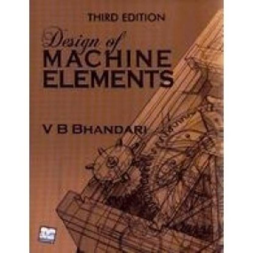 Design of Machine Elements, 3/e 3rd  Edition