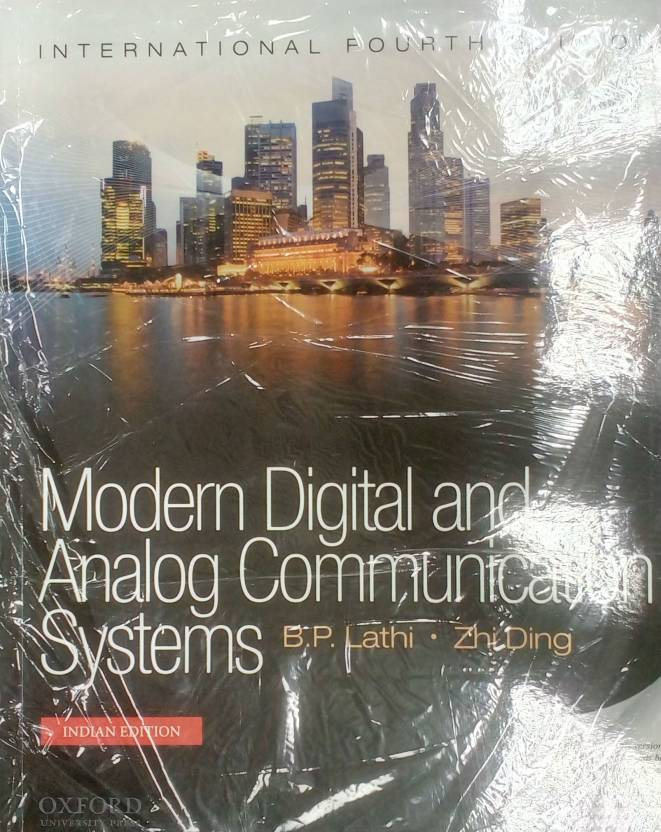 MODERN DIG.& ANALOG COMM.SYST.INTER.4/E 4th  Edition