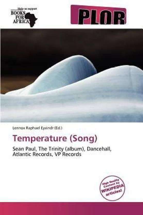 Temperature (Song)