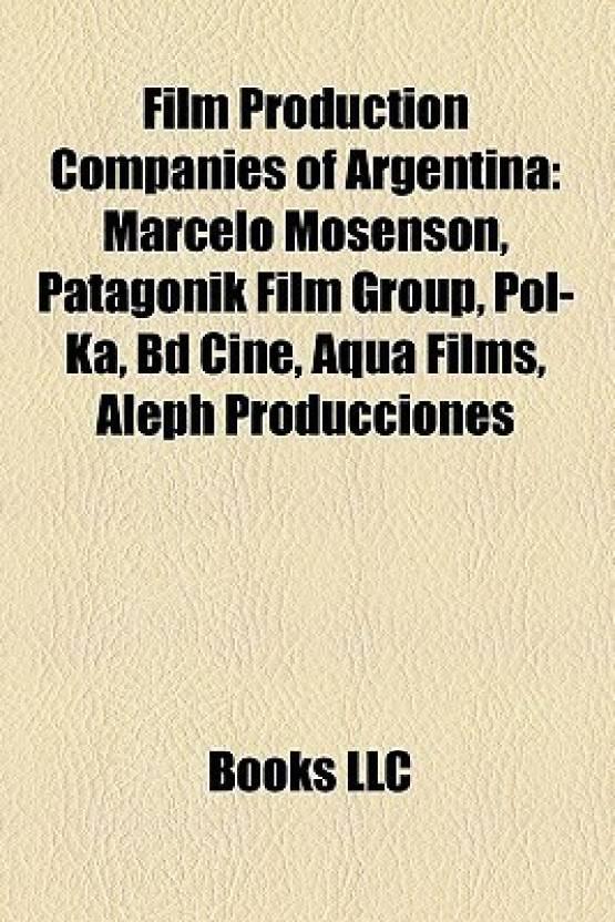 Film Production Companies of Argentina: Marcelo Mosenson