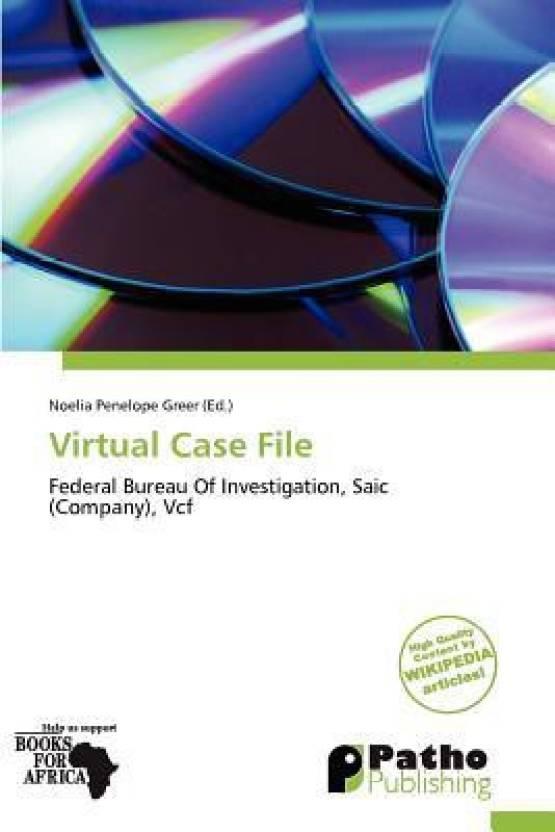 Virtual Case File - Buy Virtual Case File by Greer, Noelia Penelope
