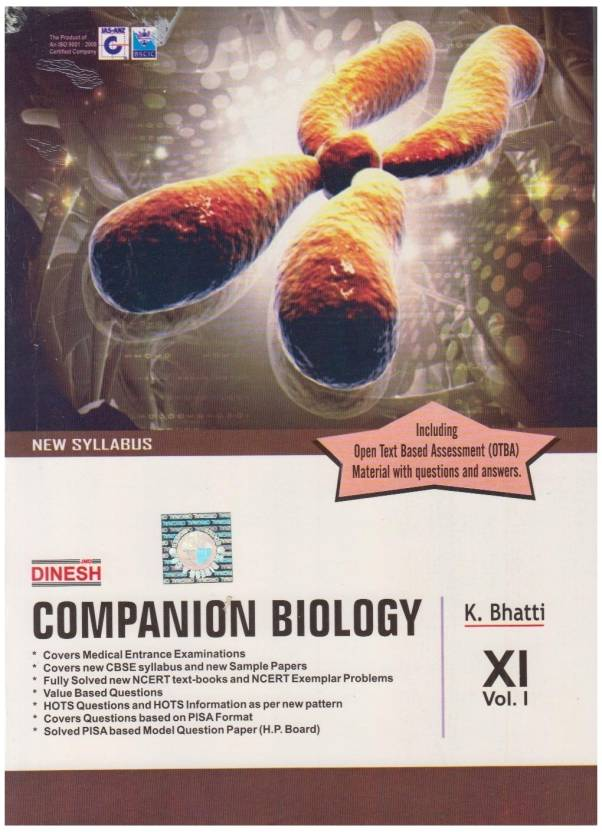 top 5 biology books for class 11th