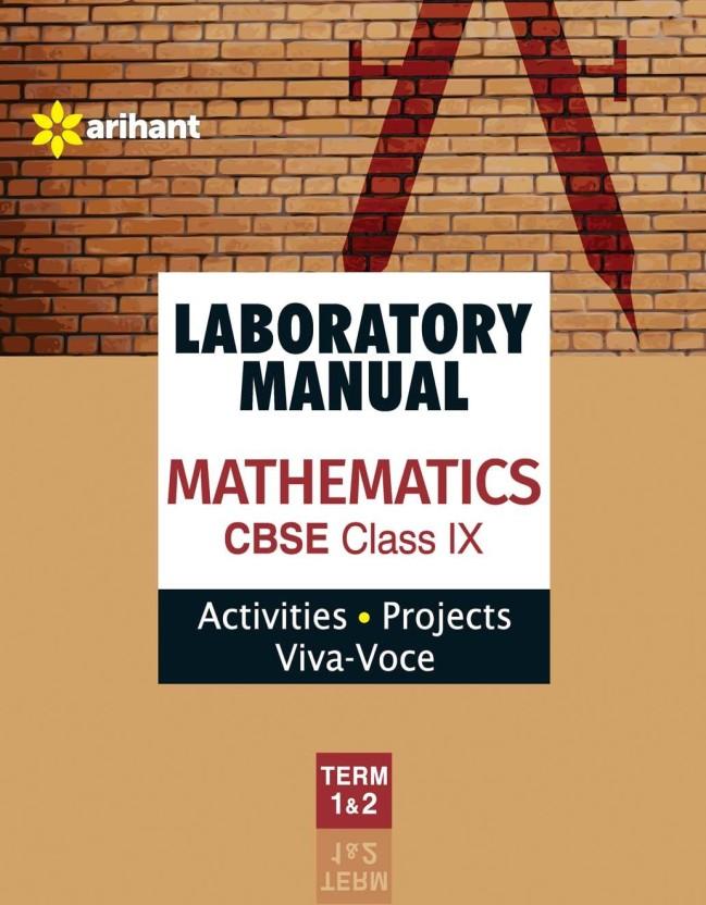 Cbse manual 2015 array cbse laboratory manual mathematics class 9th term 1 u0026 2 activities rh flipkart com fandeluxe Choice Image