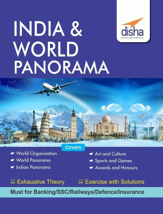 India & World Panorama (General Knowledge) for Competitive Exams