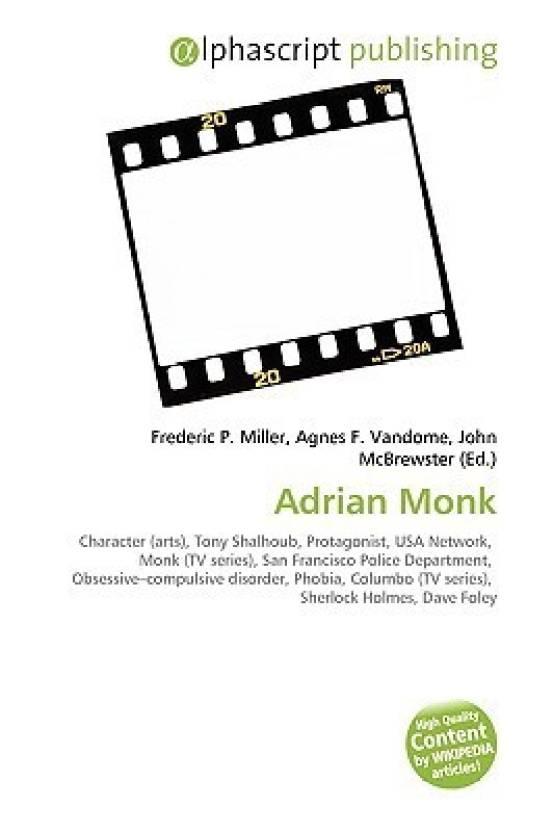 adrian monk disorder