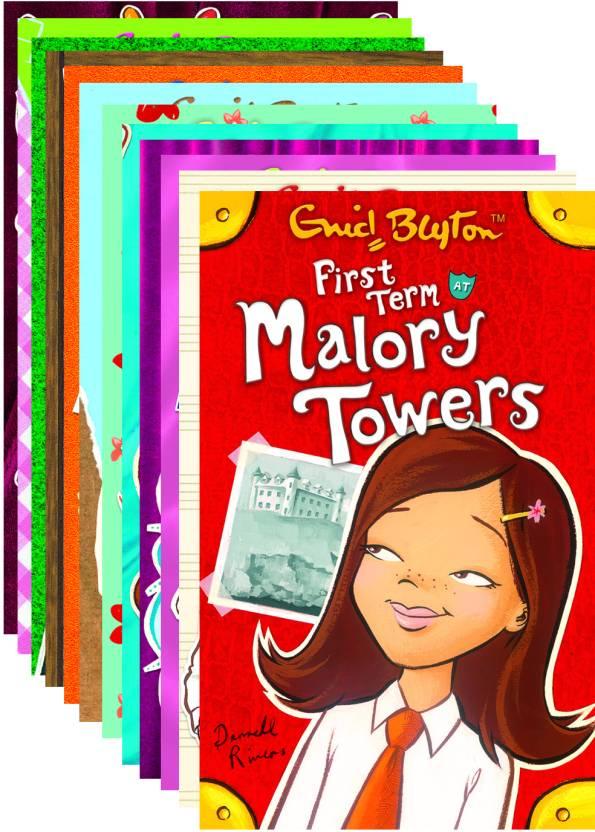 Malory Towers Series (Set Of 12 Books): Buy Malory Towers