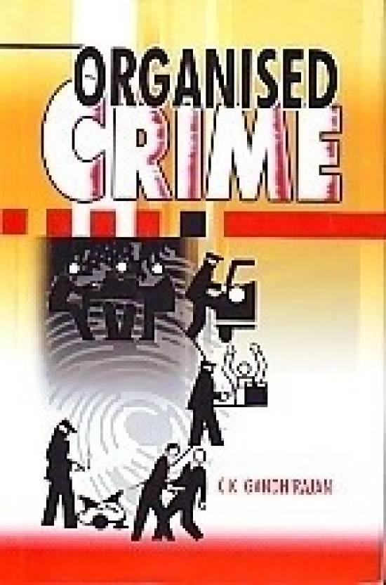 Organised Crime HB 01 Edition