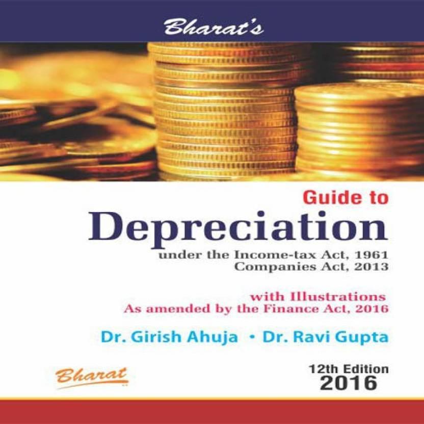 GUIDE TO DEPRECIATION