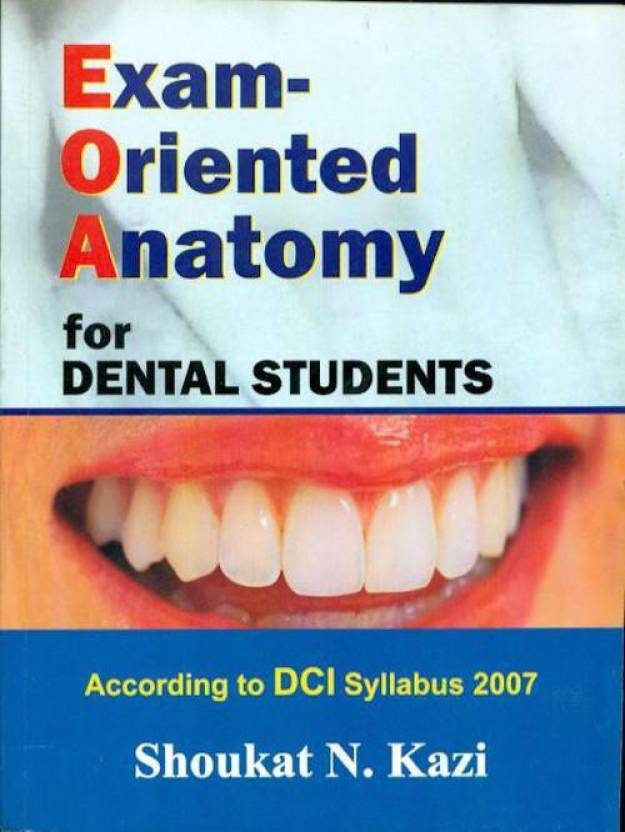Questions & Answers:Exam-Oriented Anatomy for Dental Students ...