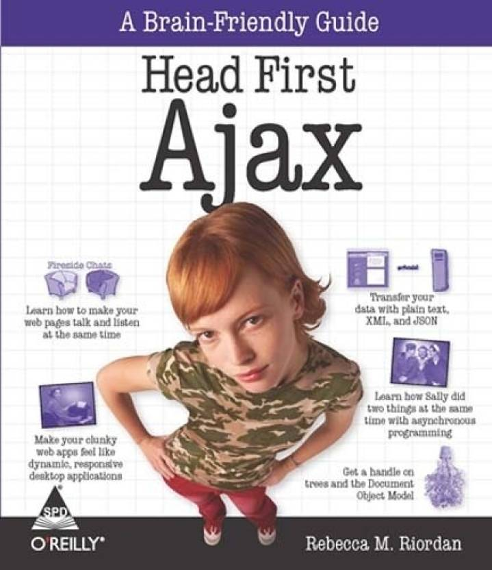 Head First Ajax 1 Edition