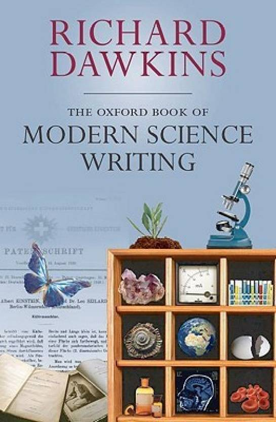 Oxford Book of Modern Science Writing Reprint Edition