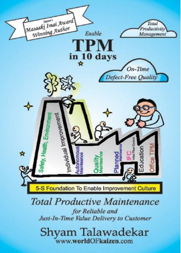 Enable TPM in 10 days Total Productive Maintenance: Buy