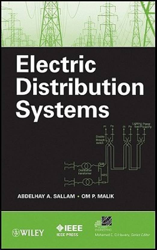 ELECTRIC DISTRIBUTION SYSTEMS (IEEE PRESS SERIES ON POWER