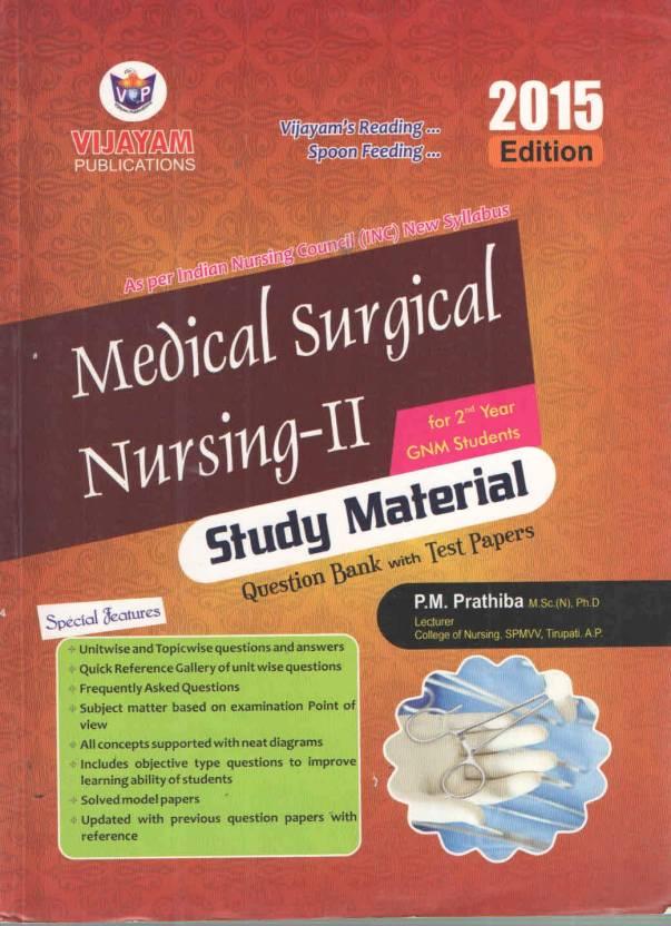 medical surgical nursing -2: Buy medical surgical nursing -2