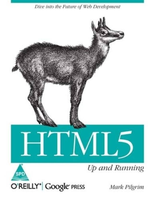 HTML5 : Up And Running