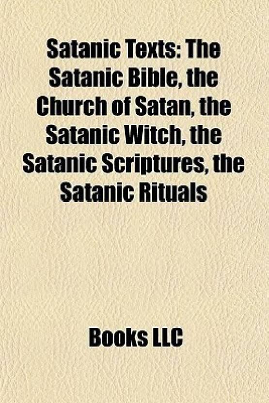 Satanic Texts: The Satanic Bible, the Church of Satan, the Satanic