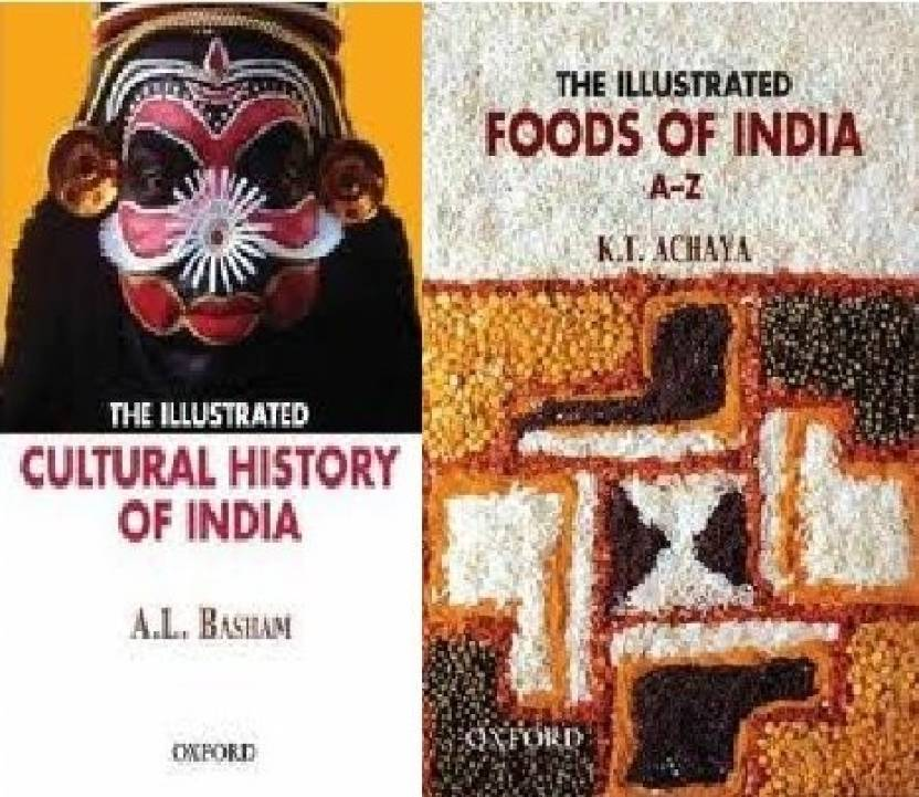 The Culture & Food of India (Set of 2 Volumes)