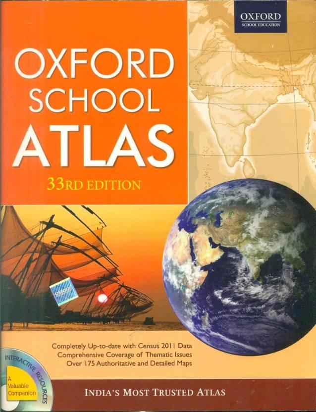 Oxford school atlas with cd buy oxford school atlas with cd by oxford school atlas with cd gumiabroncs Images