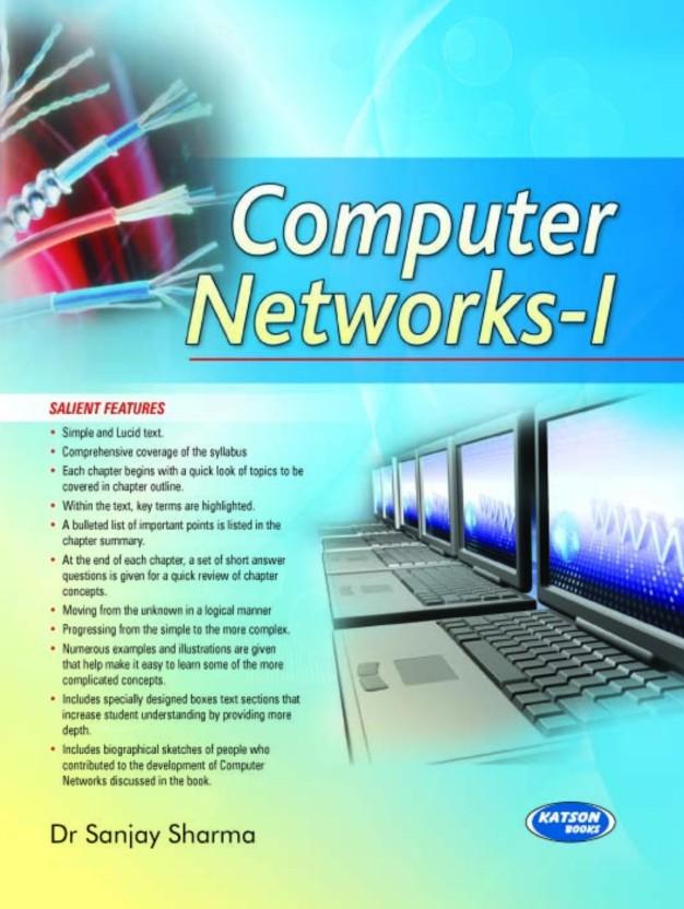 Sharma by computer sanjay book network