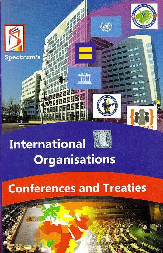 Spectrum's International Organisations Conferences and