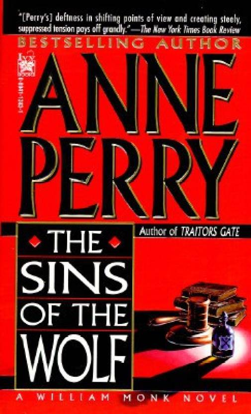 Sins Of The Wolf Inspector William Monk Mysteries Buy Sins Of The