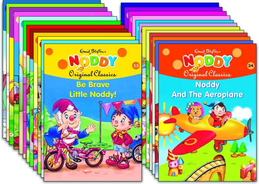 Noddy Original Classics ? Singles (Set Of 24 Books)