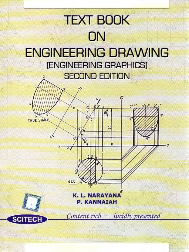 Textbook on Engineering Drawing 2nd Edition - Buy Textbook on ...