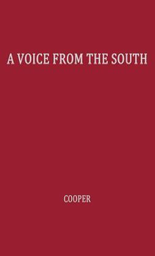 the voice of anna julia cooper cooper anna j