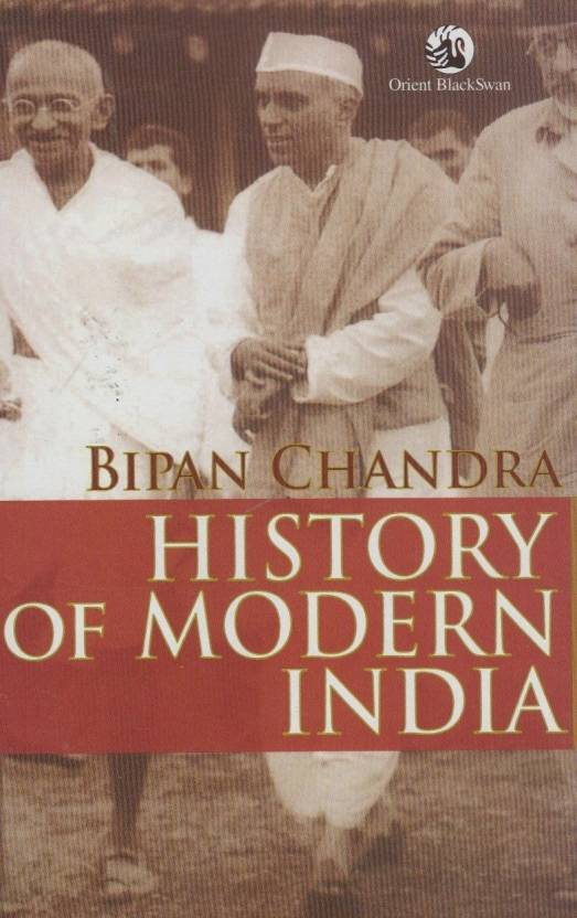 History of Modern India 1st Edition