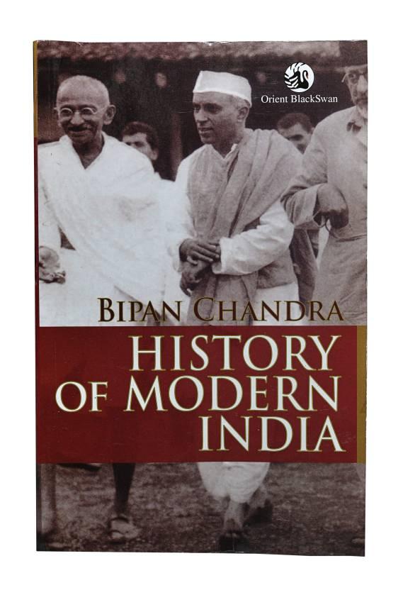 History of Modern India 1st Edition price comparison at Flipkart, Amazon, Crossword, Uread, Bookadda, Landmark, Homeshop18