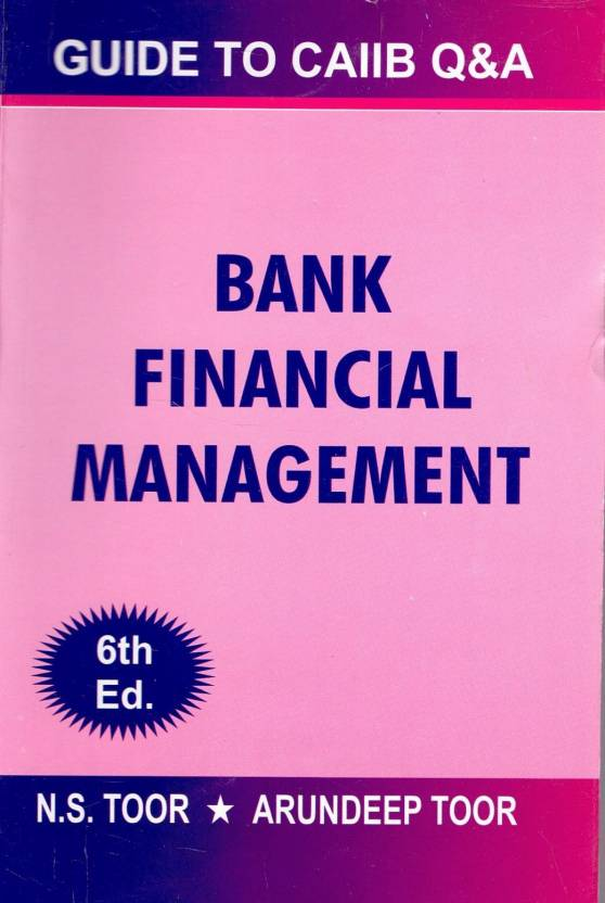 Bank Financial Management - Objective Type Questions