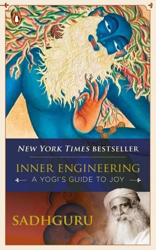 Inner engineering a yogis guide to joy buy inner engineering inner engineering a yogis guide to joy fandeluxe Image collections