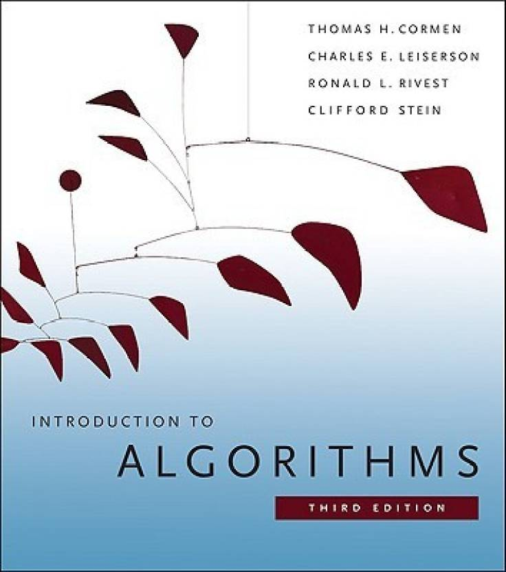 Introduction to algorithms 3rd edition buy introduction to introduction to algorithms 3rd edition fandeluxe Image collections