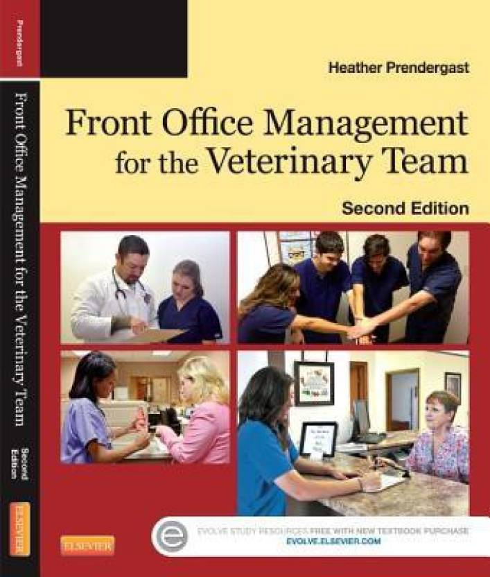 Front Office Management for the Veterinary Team 2nd  Edition