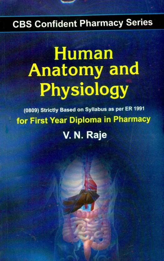 CBS Confident Pharmacy Series: Human Anatomy And Physiology - For ...