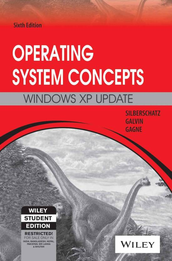 Operating System Concepts Windows Xp Update 6th Edition Buy