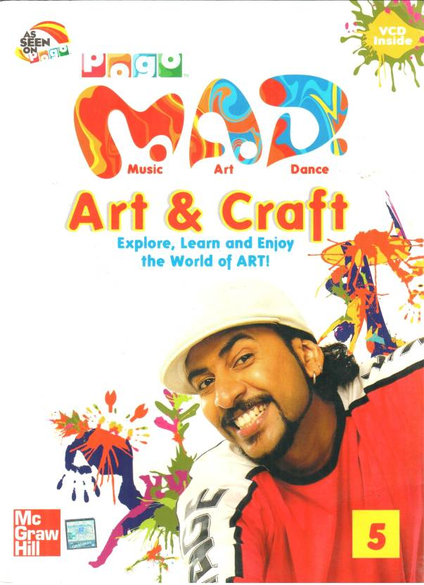 Mad Pogo Art And Craft Videos