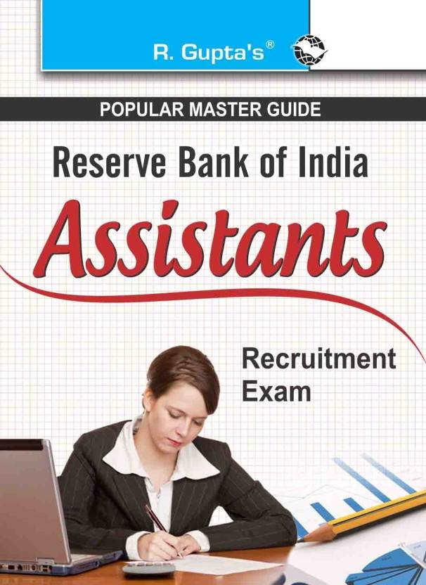 Reserve Bank of IndiaAssistants Recruitment Exam Guide