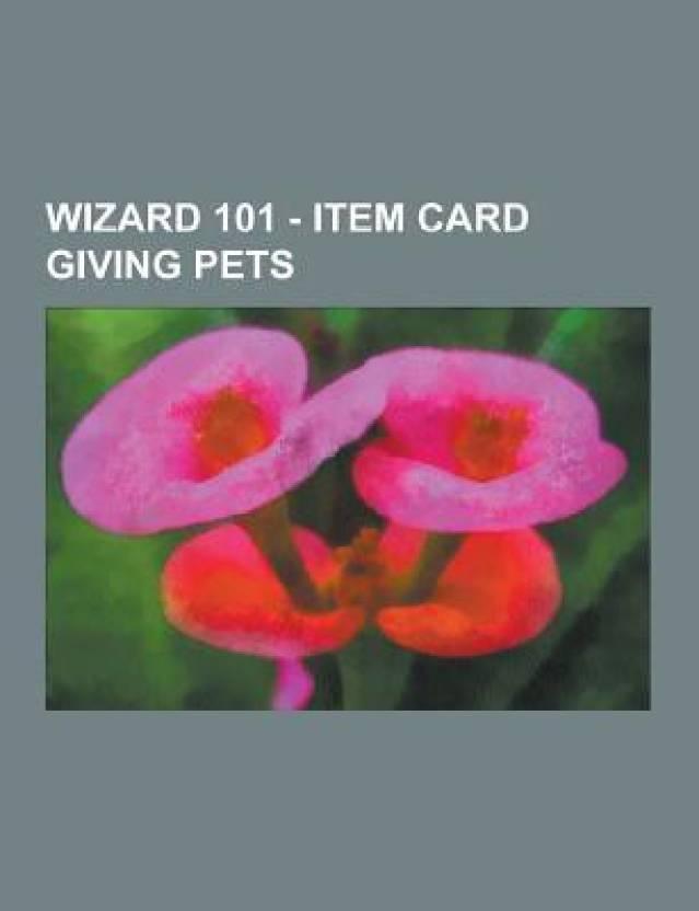 Wizard 101 Item Card Giving Pets Aqua Dragon Archfiend Arctic